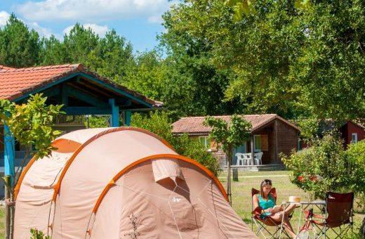Liste Campings dans les landes | Campings emplacement tente campeurs