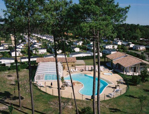Liste Campings dans les landes | Campings piscine couverte