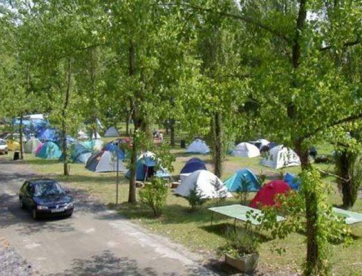 Liste Campings dans les landes | Campings emplacements tentes