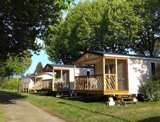 Liste Campings dans les landes | Campings mobils-home