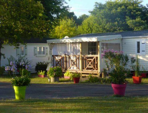 Liste Campings dans les landes | Campings mobil-home