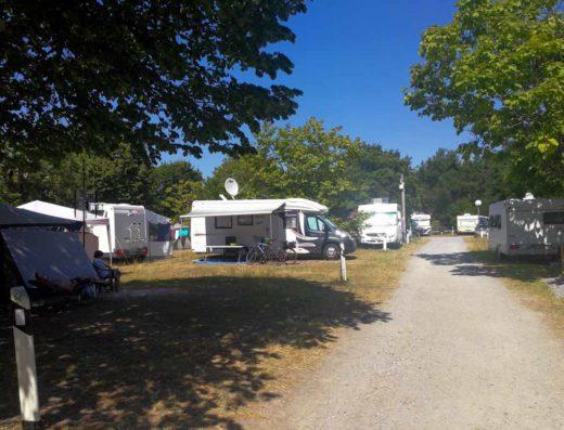 Liste Campings dans les landes | Campings camping-car