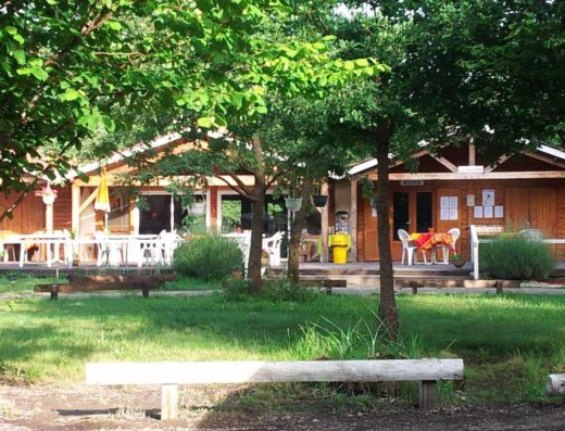 Liste Campings dans les landes | Campings location chalet