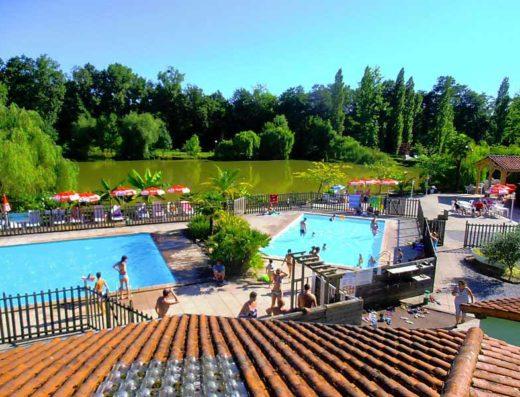 Liste Campings dans les landes | Campings piscine