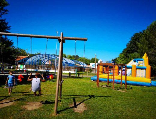 Liste Campings dans les landes | Campings jeux enfants