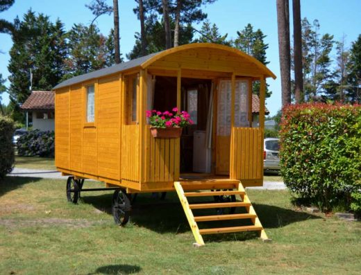Liste Campings dans les landes | Campings hébergements insolites