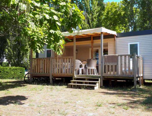 Liste Campings dans les landes | Campings locations mobil-home
