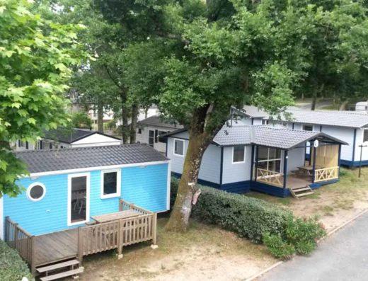 Liste Campings dans les landes | Campings location mobil-home