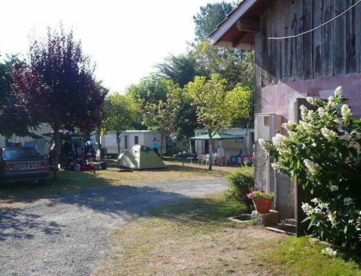 Liste Campings dans les landes | Campings location mobile-home