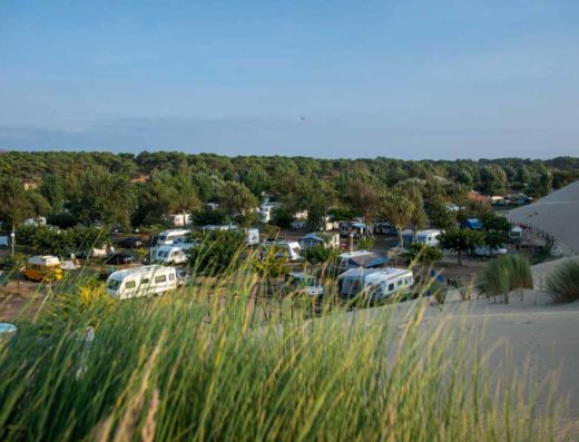 Liste Campings dans les landes | Campings proche ocean