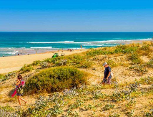 Liste Campings dans les landes | Campings proche plages