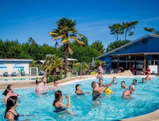Liste Campings dans les landes | Campings piscine animation jeux