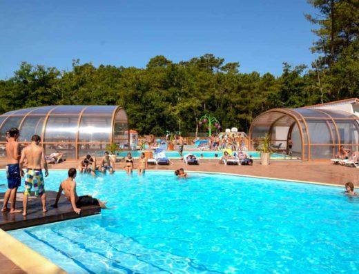 Liste Campings dans les landes | Campings parc aquatique