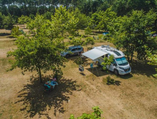 Liste Campings dans les landes | Campings emplacements tente